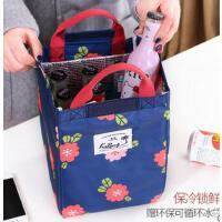 加厚提装饭盒袋的手提包带饭铝箔防水包包保温包小大号便当盒袋子 小身材 大容量    支持礼品卡
