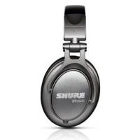 舒尔 Shure SRH940 全封闭便携式专业录音头戴式监听HiFi耳机 银色