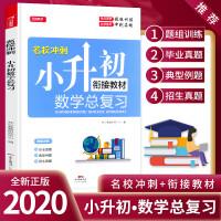 小升初总复习数学专项训练六年级数学辅导资料上下册2020版