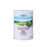 尤利弗 全家营养钙铁锌配方奶粉