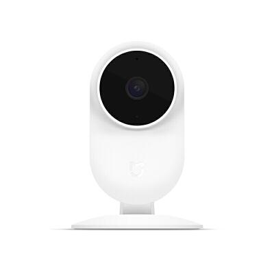 【当当自营】米家(MIJIA)小米米家智能摄像机1080P画质 AI人形智能侦测红外夜视全双工语音通话云存储家用监控摄像头