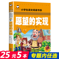 [任选8本40元]愿望的实现儿童彩图注音版 小学生低年级课外阅读读物