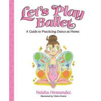 预订 Let's Play Ballet [ISBN:9781643071138]