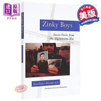 【中商原版】Zinky Boys 锌皮娃娃兵 2015诺贝尔文学奖 斯维拉娜