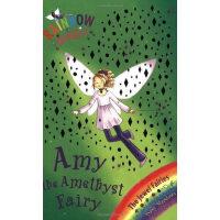 Rainbow Magic: The Jewel Fairies 26: Amy the Amethyst Fairy 彩虹仙子#26:宝石仙子ISBN9781843629573
