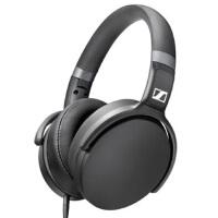 森海塞尔(Sennheiser)HD 4.30G/HD 4.30i Black/white 线控可折叠封闭式 线控可通