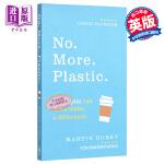 【中商原版】减少塑料(环保)英文原版 No. More. Plastic.: What you can do to m