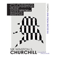【中商原版】丘吉尔二战回忆录5:紧缩包围圈 英文原版 History of the Second World War #5: Closing The Ring Winston S. Churchill