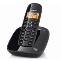 集怡嘉 Gigaset西门子A180 数字 无绳电话机 主机 时尚创意 黑色