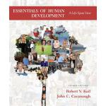 预订 Essentials of Human Development: A Life-Span View [ISBN: