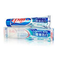 中华 (Zhong Hua) 魔丽迅白牙膏 冰极薄荷味170g