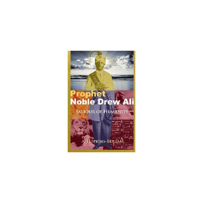 【预订】Prophet Noble Drew Ali: Saviour of Humanity 美国库房发货,通常付款后3-5周到货!