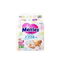 【当当海外购】花王妙而舒(Merries) 母婴 纸尿裤 S82 海外购