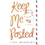 【中商原版】保持联系 英文原版 Keep Me Posted Penguin USA Lisa Beazley 英文小