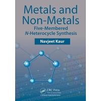 【预订】Metals and Non-metals 9780367321574