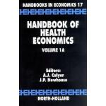 预订 Handbook of Health Economics [ISBN:9780444504708]