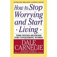 【预订】How to Stop Worrying and Start Living