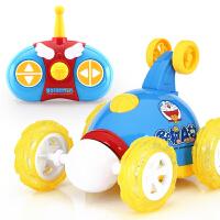 充电动男孩玩具翻斗车遥控车越野车翻滚特技车越野遥控汽车