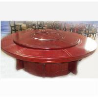 鑫宣美XM-CZ012实木餐桌1.8米手动餐桌