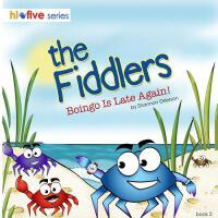 预订 The Fiddlers: Boingo is Late Again! [ISBN:9781500268152]