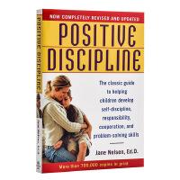 【中商原版】正面管教 英文原版 Positive Discipline 正向教育 Jane Nelson Random