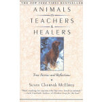 ANIMALS AS TEACHERS & HEALERS(ISBN=9780345421173) 英文原版