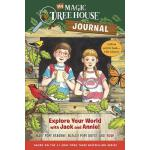 【预订】My Magic Tree House Journal Explore Your World with Jac