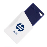 【全国大部分地区包邮】惠普 x711w 16g 32g 64g系列 3.0 商务U盘 蓝白搭配商务闪存盘 16GB 3