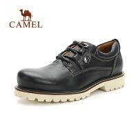 camel骆驼户外休闲鞋 男款休闲秋冬季 舒适耐磨男徒步休闲鞋