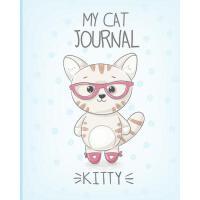 预订 My Cat Journal Kitty: Pet Log Book Veterinary Notebook t