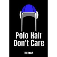 【预订】Polo Hair Don't Care Notebook: Water Polo Cap Design 11