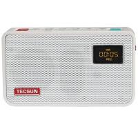 标配4G内存卡!德生ICR-100插卡收音机 广播半导体 老人收音机 迷你音箱