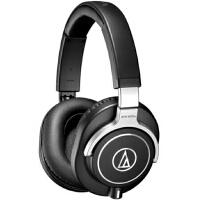 铁三角(Audio-technica) M70X 音乐家 ATH-M70X 高端录音监听头戴式耳机