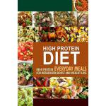 预订 High Protein Diet: High Protein Everyday Meals for Metab