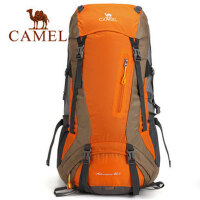 camel骆驼户外双肩登山背包 双肩登山包男女款野营包