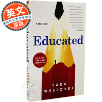 Educated: A Memoir 受教 英文原版 我的求学路 教育改变人生 Tara Westover 塔拉韦斯托