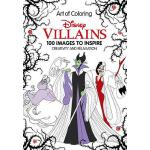 预订 Art of Coloring: Disney Villains: 100 Images to Inspire