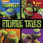预订 Epic Turtle Tales (Teenage Mutant Ninja Turtles) [ISBN:9