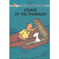 Tintin Young Readers Edition #4: Cigars of the Pharaoh 丁丁历险记・法老的雪茄(特别版)ISBN 9780316133883