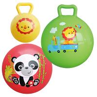 费雪(Fisher Price)儿童玩具球(4寸摇铃球黄色+9寸拍拍球红色+10寸摇摇球绿色 赠送打气筒)