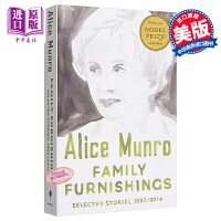 爱丽丝门罗故事合集1995-2014 英文原版 Family Furnishings: Selected Stories, 1995-2014 Alice Munro Vintage