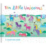 预订 Ten Little Unicorns [ISBN:9781787003767]