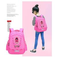 小学生书包6-12周岁 女儿童双肩包 3-5年级女童背包 1-3年级女孩时尚公主书包