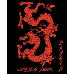 预订 Sketch Book Dragon: Blank Doodle Draw Sketch Books [ISBN