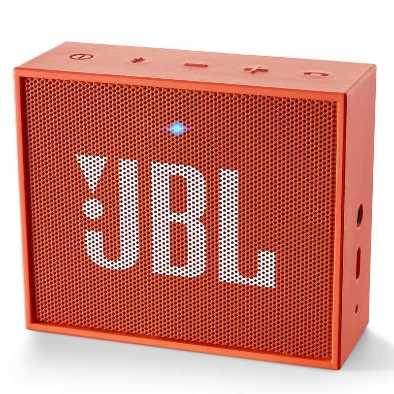 JBL GO音乐金砖 充电锂电随身便携HIFI 蓝牙无线通话音响 户外迷你小音箱 国行8种颜色自行下单可备注颜色或*发货