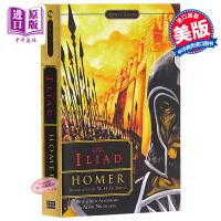 【中商原版】伊利亚特 英文原版小说 英文版 英文原版书 Signet Classics: The Iliad Homer