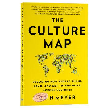 文化地图 英文原版 The Culture Map:Breaking Through the Invisible Boundaries of