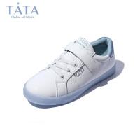 【到手价:167.6元】他她童鞋2020春款新款儿童鞋女童小白鞋韩版学生运动鞋潮休闲板鞋