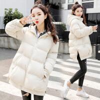 冬季孕妇加厚棉衣大码棉袄外套孕后期冬装韩版宽松外套