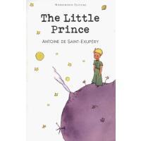 小王子 英文原版 The Little Prince 圣埃克苏佩里 童话故事 纯英文经典入门 65周年纪念版 两种封面随机发货